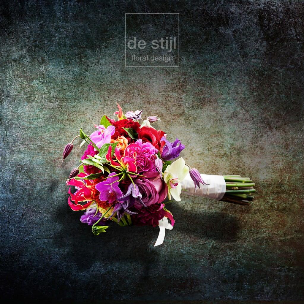 De Stijl - Floral design
